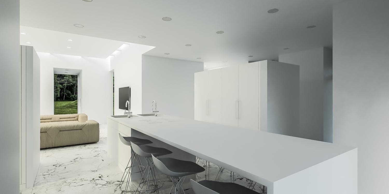 Kuća za zajedničko stanovanje, Srbija (Studio Alfirević, 2017) - konkursno rešenje