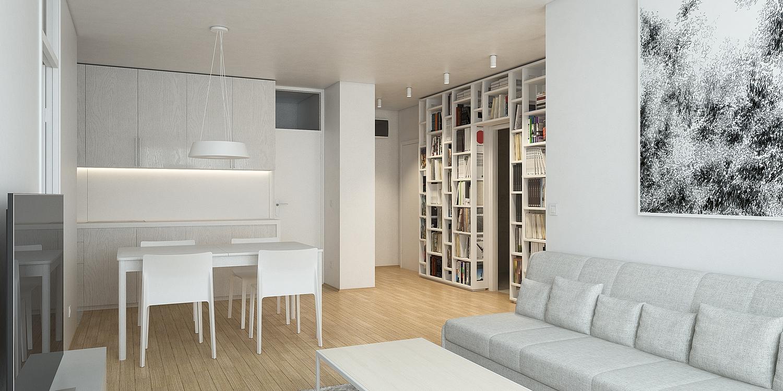 Enterijer stana BU30, Beograd (Studio Alfirević, 2020)